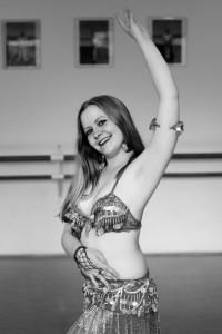 Yuliyah Orientalische Tänzerin