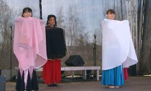 Orientalischer Tanz Bauchtanz Auftritt in Oranienburg