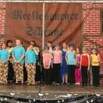 Tanzauftritt beim Birkenfest 2013