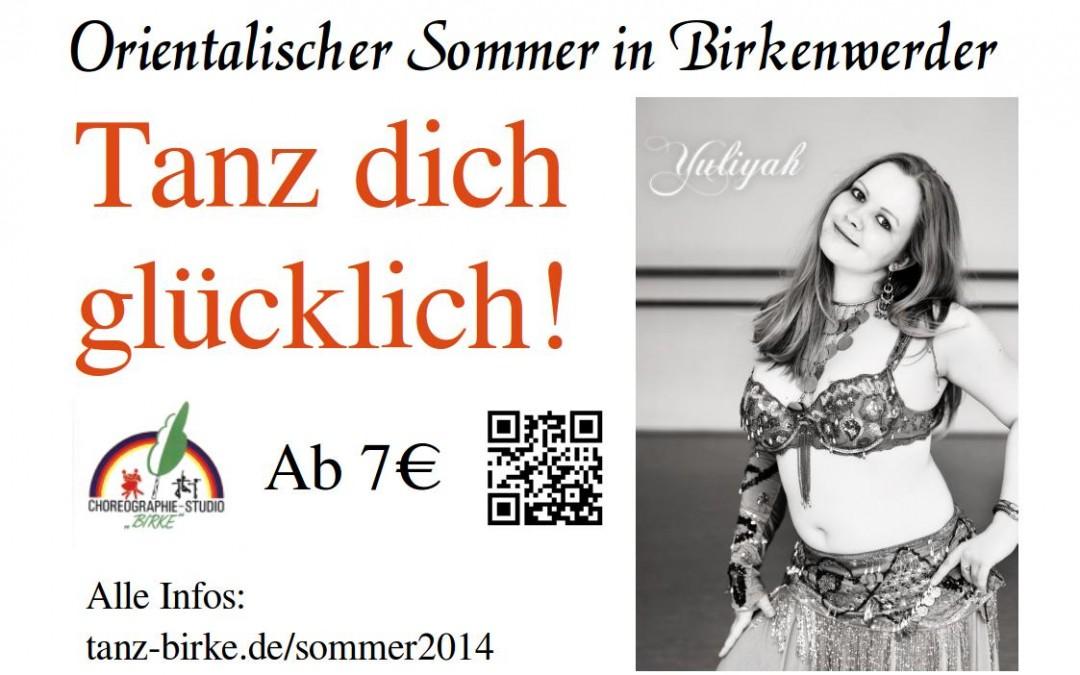 Orientalischer Sommer 2014