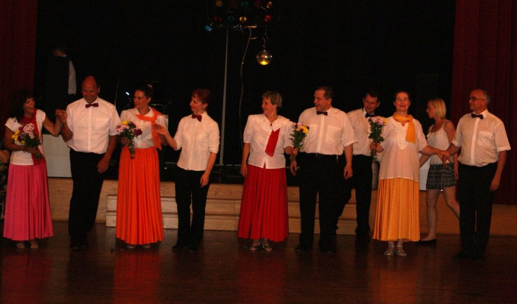 Sommerball in Wandlitz – Juni 2015