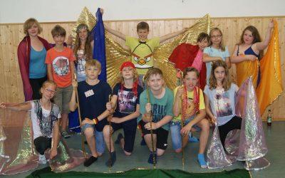 Orientalischer Tanz | Projekttag mit Grundschülern