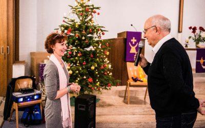 Auftritt beim Adventsbasar in der Evang. Methodistenkirche Berlin-Friedenau