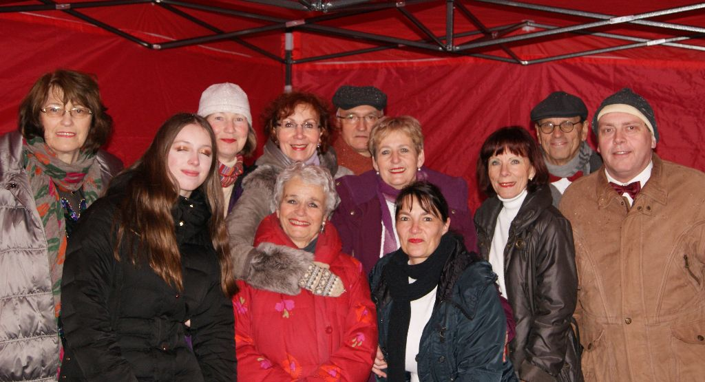 1. Adventsmarkt in Hohen Neuendorf
