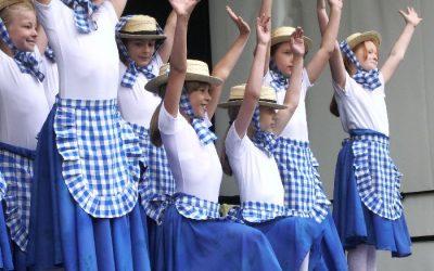 Tanzstudio Auftritt bei der LAGA in Oranienburg 2009