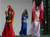 Orientalischer Tanz Orient Damen Choreographie Studio Birke Sommertanzaufführung Havelbaude 2006