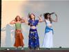 Orientalischer Tanz Orient Mädchen Choreographie Studio Birke Sommertanzaufführung Havelbaude 2006