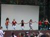 Orientalischer Tanz Pop Oriental Dina Reinhardt Elena Wähnert Orient Damen Choreographie Studio Birke Sommertanzaufführung Havelbaude 2006