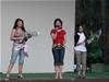 Elena Wähnert Lena Nguyen Dina Reinhardt Choreographie Studio Birke Sommertanzaufführung Havelbaude 2006
