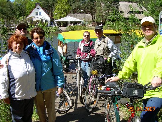Radtour nach Friedrichsthal 2007
