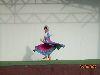 russische folklore Sommertanzaufführung Havelbaude 2007