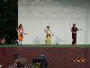 orientalischer tanz Bauchtanz sommertanzaufführung 2007 in der havelbaude orientmädchen saidi stocktanz
