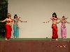 orientalischer tanz Bauchtanz sommertanzaufführung 2007 in der havelbaude
