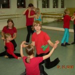 HipHopPingu Kindertanzgruppe Kindertanz Choreographie-Studio Birke