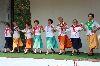 Seniorentanz Herbstrosen Dortelweiler Polka Sommertanzfest Havelbaude 2009