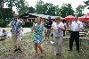 Seniorentanz Herbst Rosen My Number One Sommertanzfest Havelbaude 2009