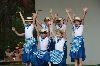 Kindertanz Bluemchengruppe Galopp Sommertanzfest Havelbaude 2009