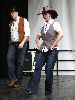 Country Dance Auftritt LAGA Oranienburg Landesgartenschau 2009