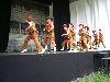 Kindertanz Auftritt LAGA Oranienburg Landesgartenschau 2009