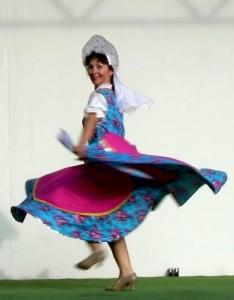 Russischer Tanz Elena Wähnert