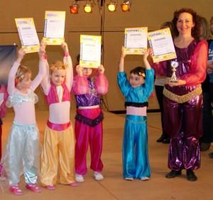 6. Tanzfestival in Bernau