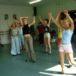 Hip Hop Workshop Begegnungen Oberhavel 2005