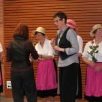 Seniorentanz - 10 Jahre Herbst Rosen
