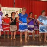 Herbstrosen Seniorentanz Samba Seniorentanzgruppe