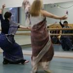 Bollywood Dance beim Tag der Offenen Tür