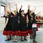 Seniorentanz beim Tag der Offenen Tür im Tanzstudio