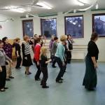 Shake'n Shape Mitmachtanz beim Tag der Offenen Tür im Tanzstudio