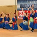 Tanzfestival Bernau 2012 Orientalischer Tanz Kinder Wüstenblumen