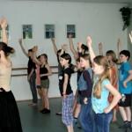 Kinder Flamenco Tanz Projekt