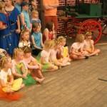 Kindertanz in Birkenwerder