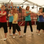 Kindertanz in Birkenwerder - Hip Hop Dance