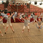 Kindertanz in Birkenwerder - Piratentanz für Kinder