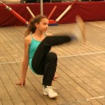 Kindertanz in Birkenwerder - Breakdance