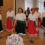 Seniorentanzgruppe Herbst Rosen - Tarantella