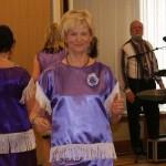 Seniorentanzgruppe Herbst Rosen - Samba