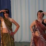 Bollywood Dance beim Abend der Tänze