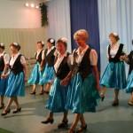 Herbst Rosen El Haderech Tanz im Alter