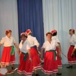 Herbst Rosen Tarantella Italienischer Tanz Seniorentanz