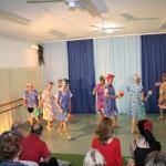 Herbst Rosen Hausfrauentanz Hausfrauen tanzen