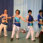 Kayyin Ensemble Moderner Orientalischer Tanz