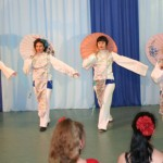 Kayyin Ensemble Asia Fusion Asiatischer Tanz Birkenwerder