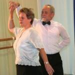 Paartanz Willi & Karin Tanzstudio Birkenwerder