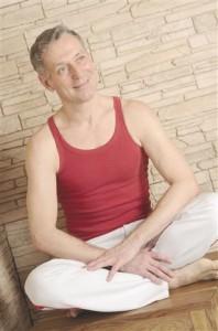 Tanzlehrer Dirk Boettcher