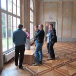 Radtour zum Schloss Schönhausen