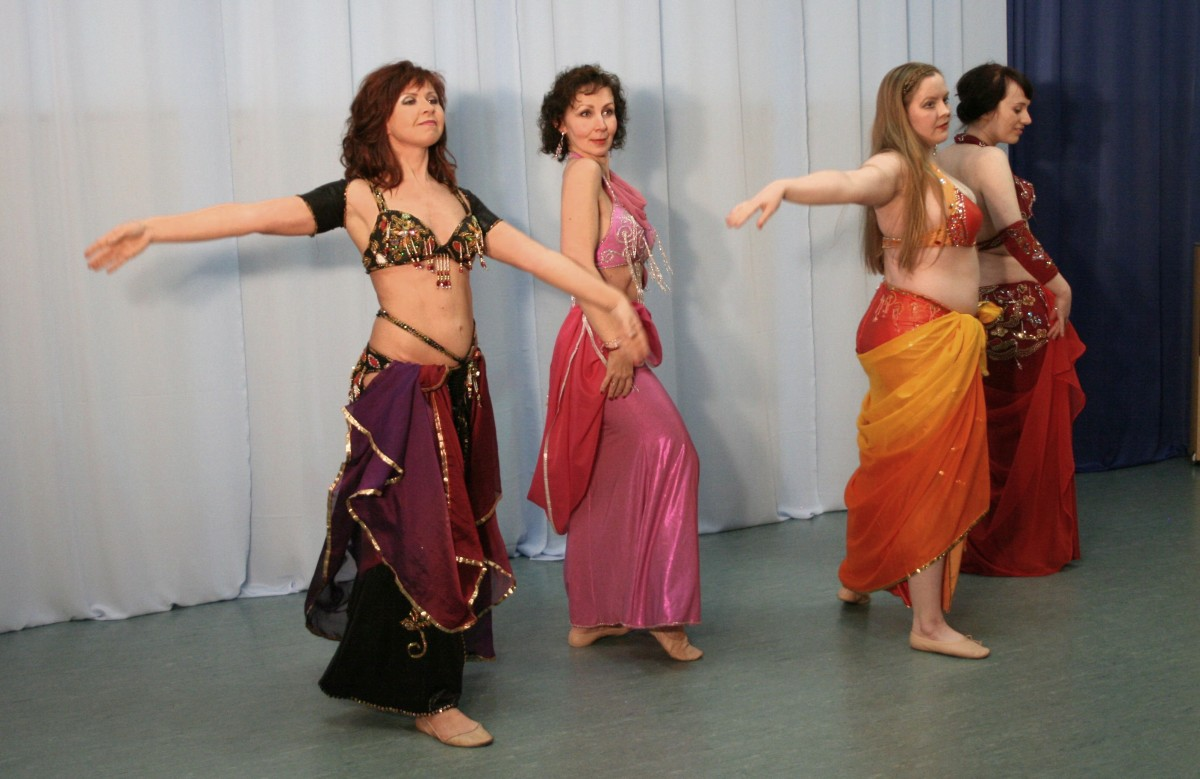 Orientalischer Tanz – Information
