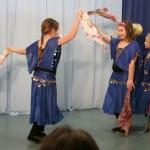 Orientalischer Tanz Kinder - Abend der Tänze - Tanzshow in Birkenwerder